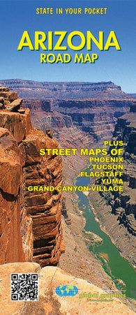 Buy map Arizona Road Map by Global Graphics