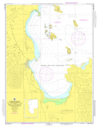 Buy map Bahia de Los Angeles by Secretaria de Marina