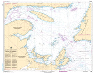 Buy map Golfe du Saint-Laurent/Gulf of St. Lawrence by Canadian Hydrographic Service
