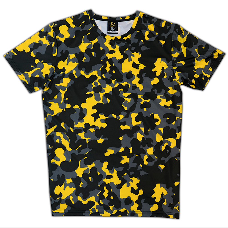 Dedicated Dry-Fit Camo Tee