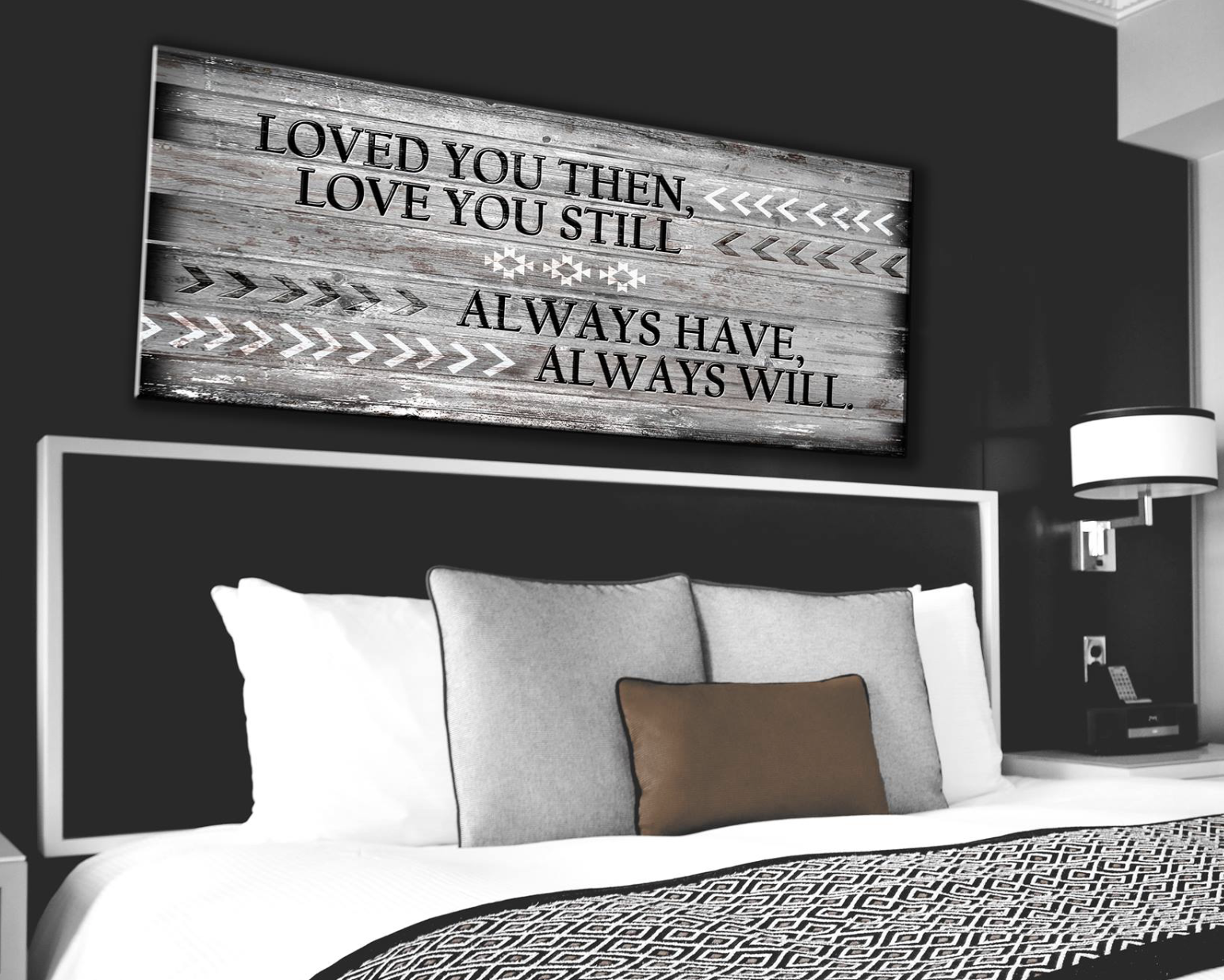 Family Wall Art: Family Have It All V3 (Wood Frame Ready To ...