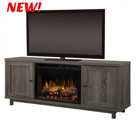 Dimplex Jesse Electric Fireplace Media Console GDS26L8-1908IM