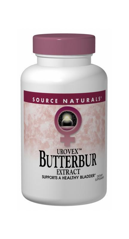 Buy Butterbur Extract for Urinary Bladder Health 50mg, 30 softgel at Herbal Bless Supplement Store