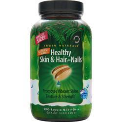 Buy Irwin Naturals, Healthy Skin and Hair plus Nails at Herbal Bless Supplement Store