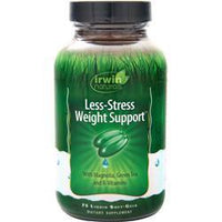 Buy Irwin Naturals, Less-Stress Weight Support, 75 sgels at Herbal Bless Supplement Store