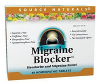 Buy Migraine Blocker™ Homeopathic Bio-Aligned™, 48 Tablets at Herbal Bless Supplement Store