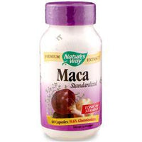 Buy Nature's Way, Maca - Standardized Extract, 60 caps at Herbal Bless Supplement Store