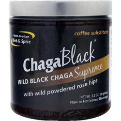 Buy North American Herb & Spice, Chaga Black 3.2 oz at Herbal Bless Supplement Store