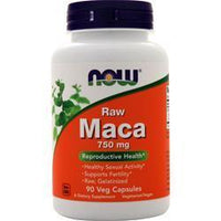 Buy Now, Raw Maca (750mg) 90 vcaps at Herbal Bless Supplement Store