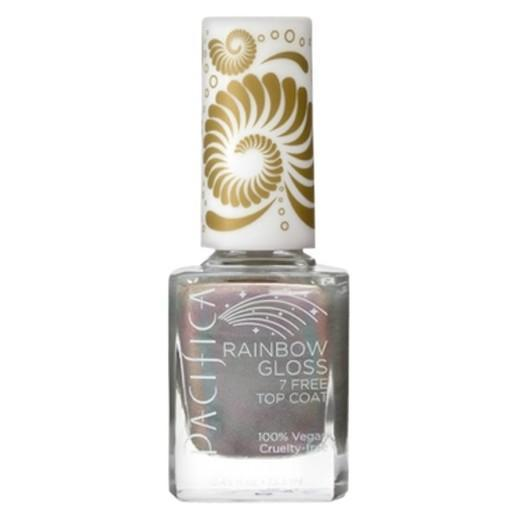 Buy Pacifica, 7 FREE Nail Polish Rainbow Gloss Top Coat 0.4 oz at Herbal Bless Supplement Store