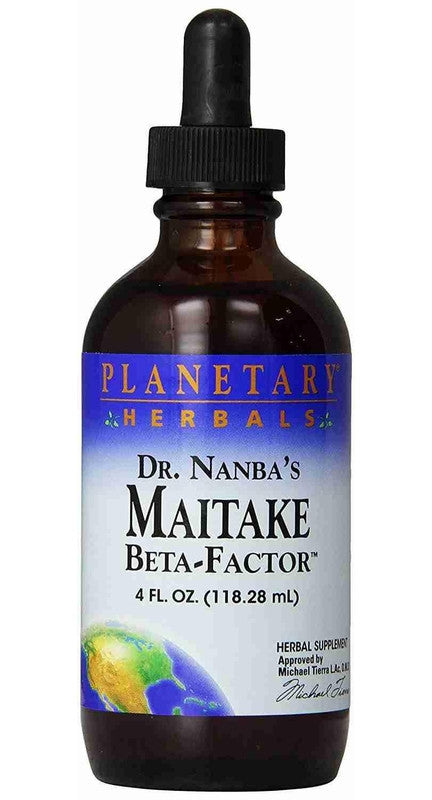 Buy PLANETARY HERBALS, Maitake Beta-Factor™ Liquid, 1 oz at Herbal Bless Supplement Store