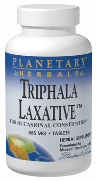 Buy PLANETARY HERBALS, Triphala Laxative, 60 capsule at Herbal Bless Supplement Store