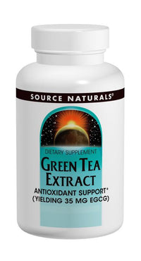 Buy Source Naturals, Green Tea Extract 175mg EGCG 500mg, 60 tablet at Herbal Bless Supplement Store