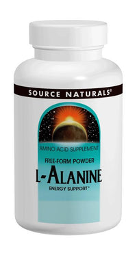 Buy Source Naturals, L-Alanine Powder 100gm, 100 gm at Herbal Bless Supplement Store