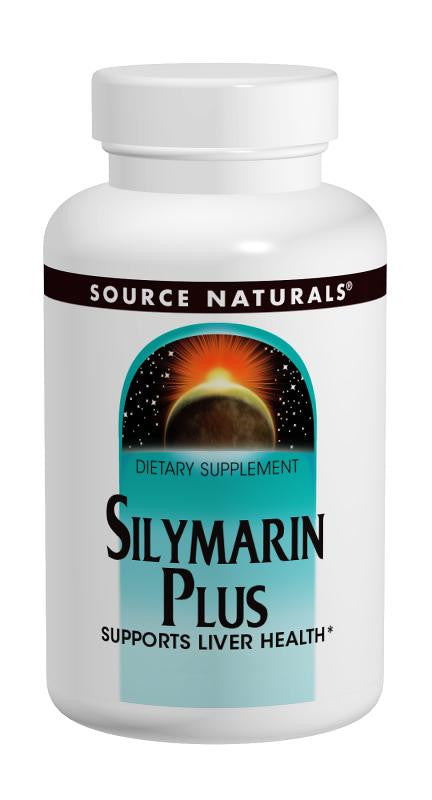 Buy Source Naturals, Silymarin Plus™, 30 tablet at Herbal Bless Supplement Store