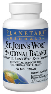Buy St. John's Wort Emotional Balance™, 60 tablet at Herbal Bless Supplement Store