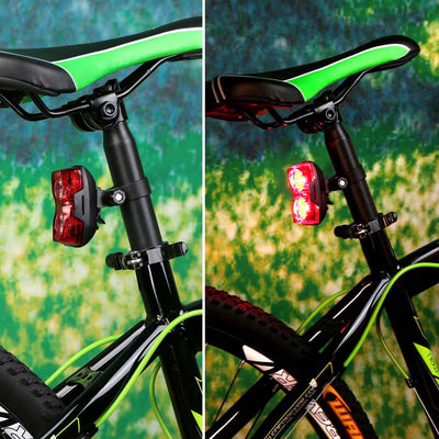 LED Safety Waterproof Cycling Tail Light