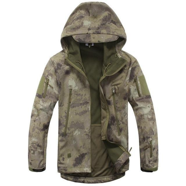 MT4 Premium Quality Waterproof Wind Resistant Tactical Military Jacket