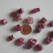 Red Spinel Gems - Song of Stones