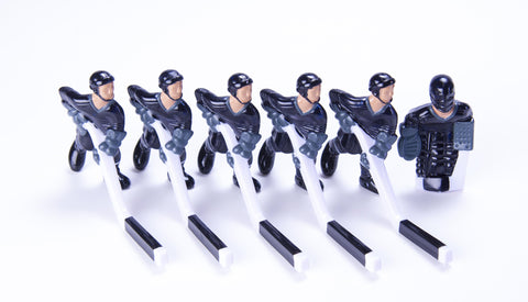 Full Team with Steel Rod attachment, Blue and Grey (Out of Stock)