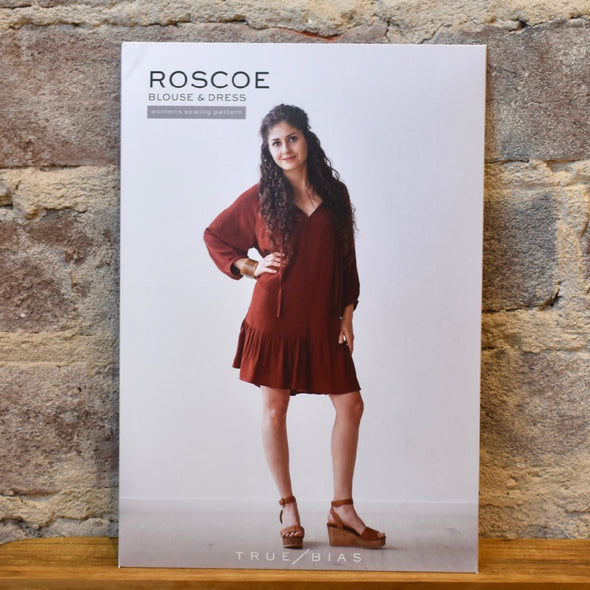 Roscoe Dress/Blouse