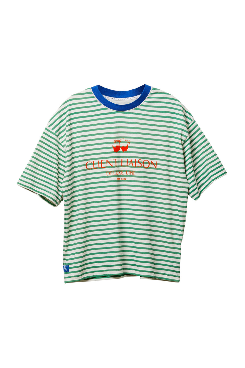 Thin Stripe CL Deluxe Classic Tee (CLDL-019 )