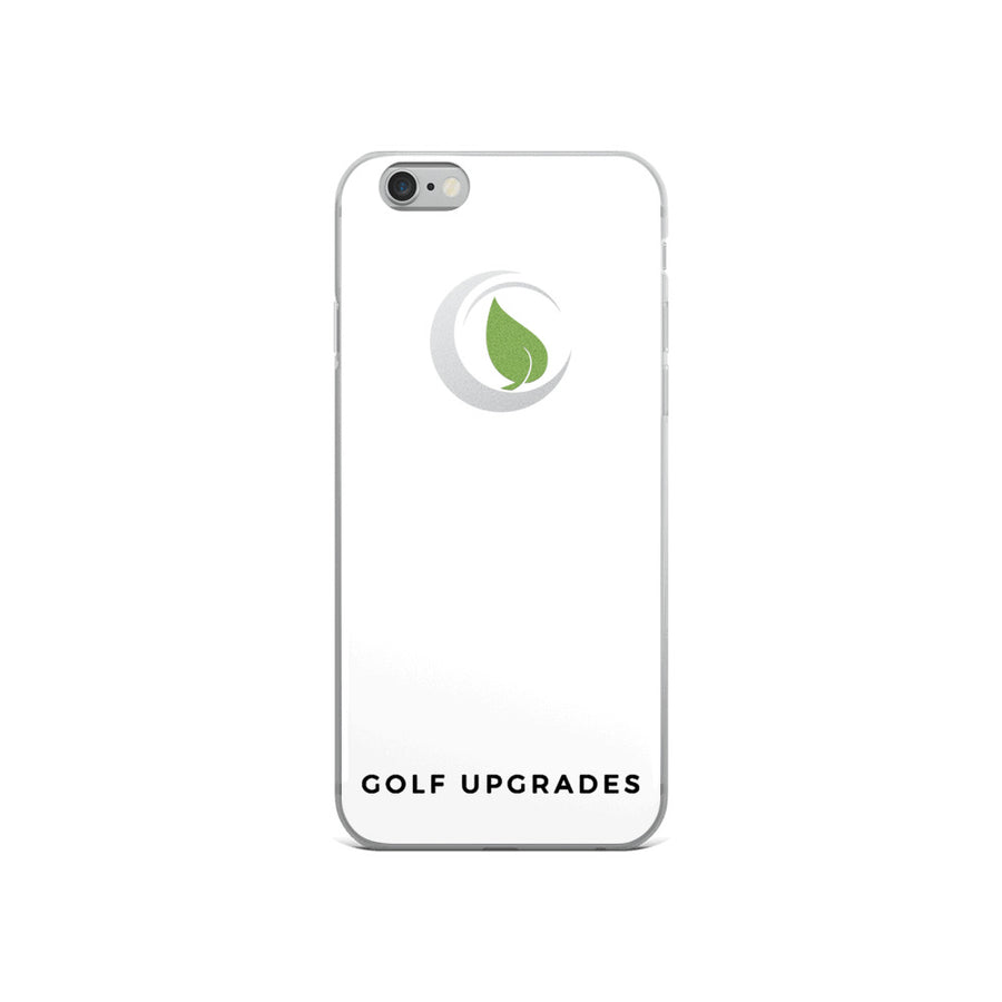 Golf Upgrades iPhone Case - Golf Upgrades