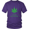 Image of Cannabis Leaf Blower T-Shirt