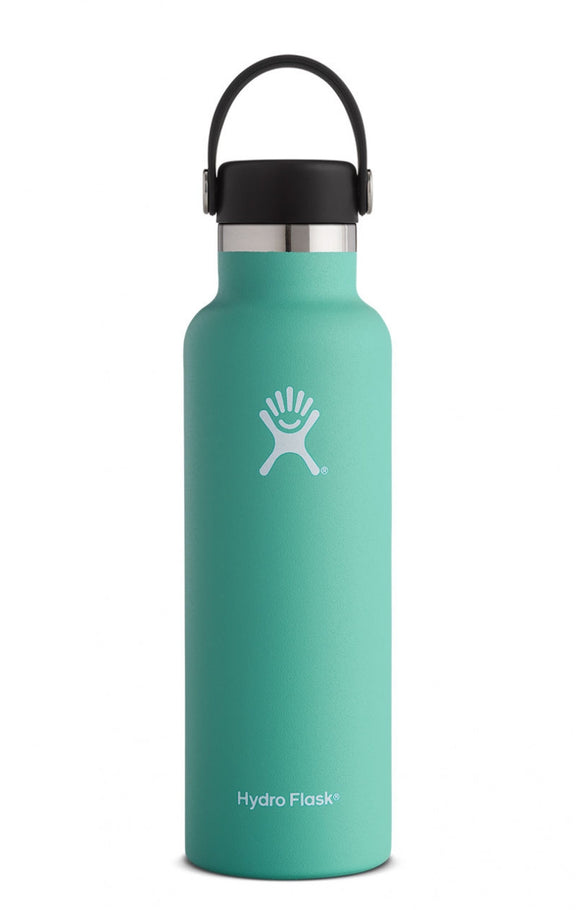 Hydro Flask Mint 21 oz Standard Mouth Water Bottle