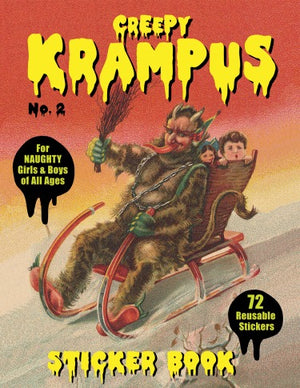 Krampus Sticker Book No. 2