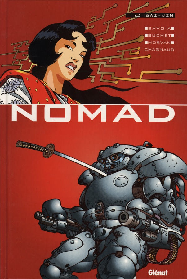 Nomad 2: Gai-Jin (French)