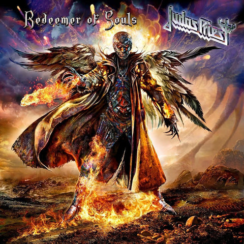 Redeemer Of Souls - Deluxe CD