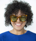 Square Oversized Tortoise Supernormal Sunglasses