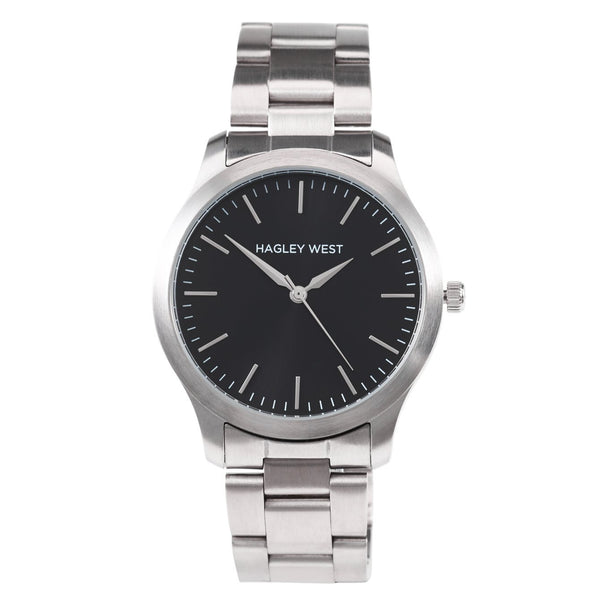 Classic - HWW022 | Black/Silver Link