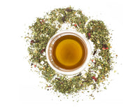 Detox Supergreen Tea - cleanses your body naturally