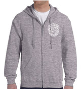 (Boylston Bobcats) Sport Grey Hooded Sweatshirt- ADULT G186