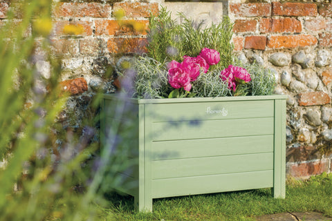 Verdi Rectangular Planter