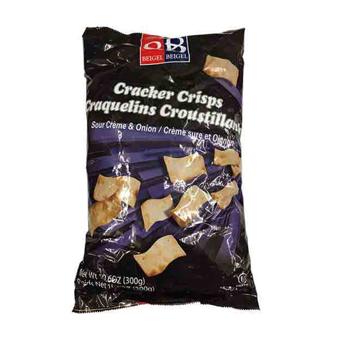 B&B- Sour Cream and Onion Crackers