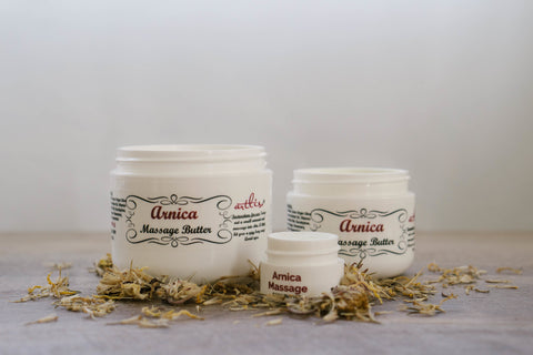 Arnica Massage Butter