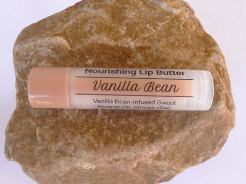 Vanilla Bean Lip Butter