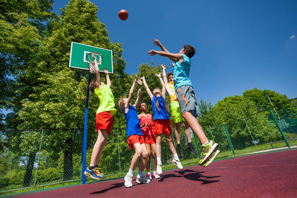 Help Your Child Play Sports Even with Eczema