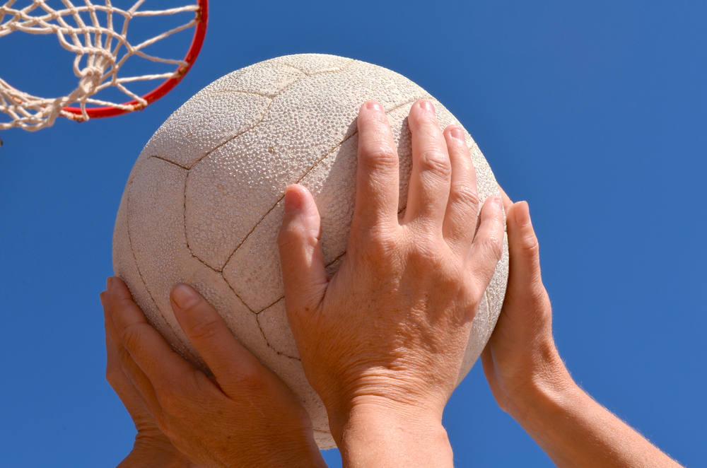 """Wakanda"" is Using Netball to Help Teach Children"