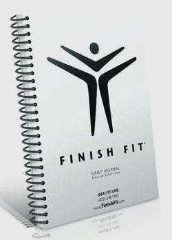 Finish Fit® Daily Transformation Journal