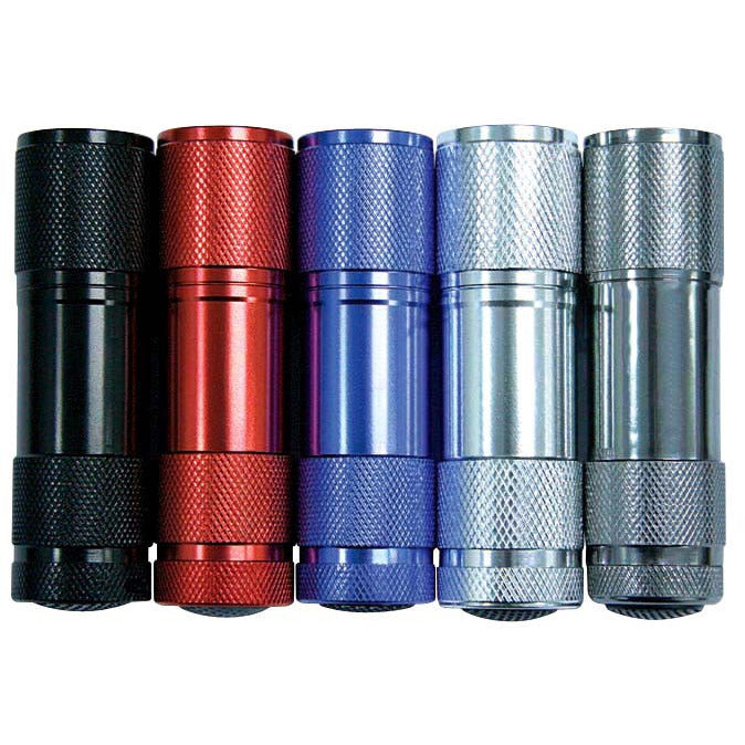 LED FLASHLIGHT (PACK OF 5)
