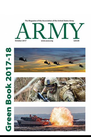 2017 Army Green Book