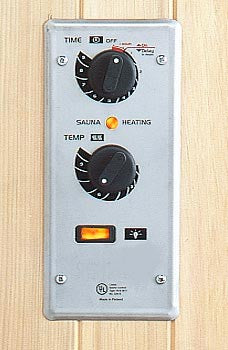 Superior Saunas: Sauna Heater Controls - Sauna Controls SC-9, for LA, Pro, Octa and HNVR sauna heaters