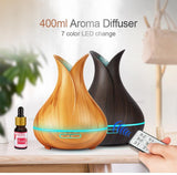 400ml Essential Oil Diffuser Air Humidifier