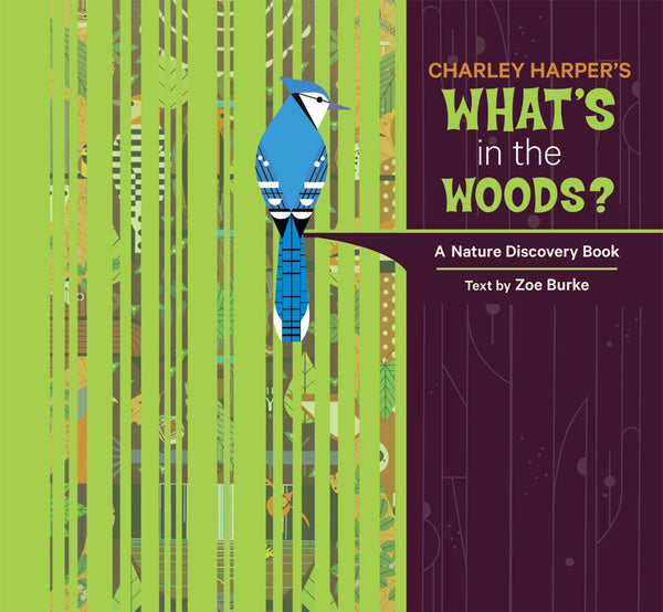 Charley Harper - What's in the Woods