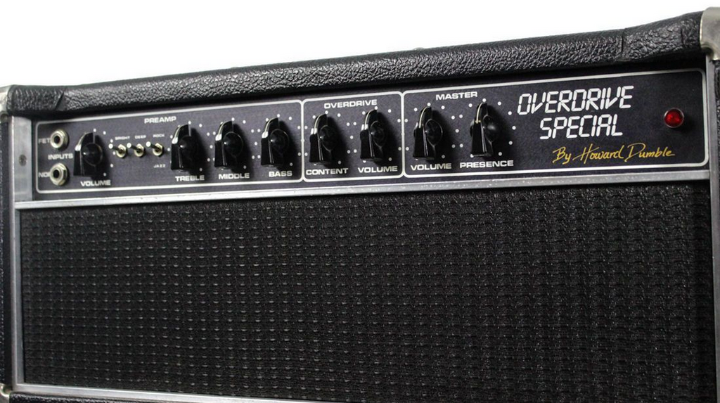 Backstage-Blog Classics - A near-mythical fame of a Dumble Overdrive Special