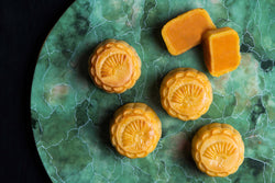 Mini Egg Custard Mooncakes